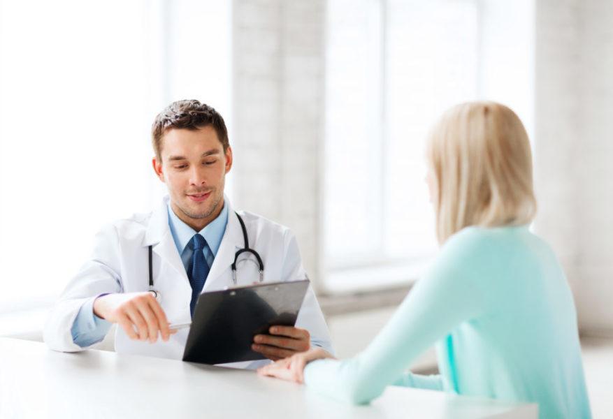 Test Pap ή 1 Silver Packet ( Test Pap, Διαλκοπικό υπερηχογράφημα μήτρας ωοθηκών-σαλπιγγών και έλεγχος μαστών) ή 1 Gold Packet (Test Pap, Διαλκοπικό υπερηχογράφημα μήτρας ωοθηκών-σαλπιγγών & Έλεγχος μαστών & Κολποσκόπιση) από το ιατρείο του Δρ. Συρράκος Απ.Παναγιώτης στο Νέο Ηράκλειο (Έναντι σταθμού Ησαπ) (από 10€).
