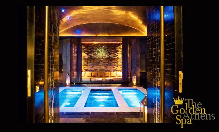 Ένα μοναδικό πακέτο VIP Golden Therapy με ρινίσματα χρυσού 23κ. που περιλαμβάνει full body μασάζ, peeling, μάσκα, αρωματοβροχή & χαμάμ, συνολικής διάρκειας 100', και ΔΩΡΟ μια συνεδρία διαιτολόγου, από το υπερπολυτελές The Golden Athens Spa 600 τ.μ. στο Σύνταγμα (23€).