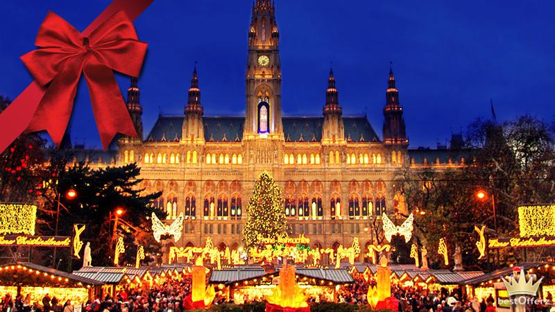 Προσφορά για Βιέννη, πακέτο Διακοπών, 4 ημέρες, Αεροπορικά Εισιτήρια, Ξενοδοχείο 4*, Πρωινό, Τιμή 280€.