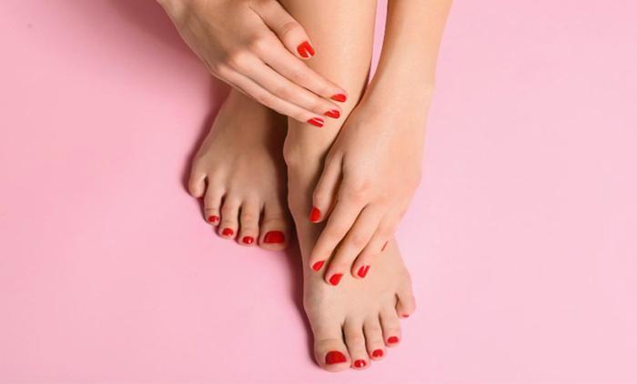 Χαλάνδρι,προσφορά για manicure,pedicure ,κομμωτήριο,Beauty Salon,Τιμή10€