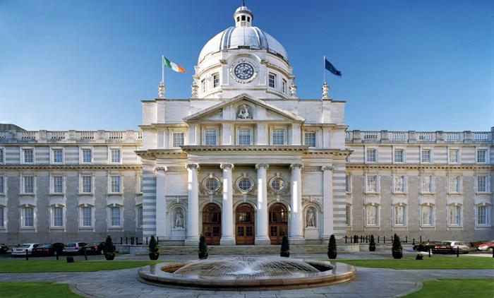 Δουβλίνο:280€ το άτομο για αεροπορικά εισιτήρια (συμπεριλαμβάνονται φόροι) για 5 ημέρες / 4 νύχτες σε κεντρικό ξενοδοχείο 4 * με πρωινό σε μπουφέ. εικόνα