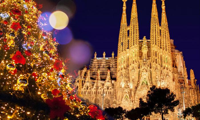Βαρκελώνη: Αεροπορικά εισιτήρια (συμπεριλαμβάνονται φόροι) και διαμονή για 5 ημέρες / 4 νύχτες σε κεντρικό ξενοδοχείο 3* με πρωινό σε μπουφέ. (270€/άτομο)