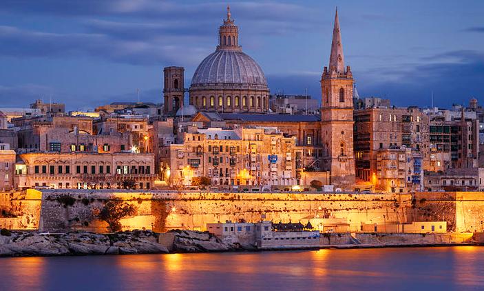 Μάλτα: Αεροπορικά εισιτήρια (συμπεριλαμβάνονται φόροι) και διαμονή για 5 ημέρες / 4 νύχτες σε κεντρικό ξενοδοχείο 4* με πρωινό σε μπουφέ. (170€/άτομο)