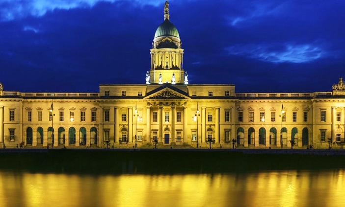 Δουβλίνο: Αεροπορικά εισιτήρια (συμπεριλαμβάνονται φόροι) και διαμονή για 5 ημέρες / 4 νύχτες σε κεντρικό ξενοδοχείο 4* με πρωινό σε μπουφέ. (235€/άτομο) εικόνα