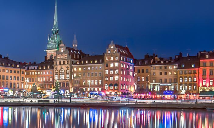 Στοκχόλμη: Αεροπορικά εισιτήρια (συμπεριλαμβάνονται φόροι) και διαμονή για 4 ημέρες / 3 νύχτες σε κεντρικό ξενοδοχείο 4* με πρωινό σε μπουφέ. (280€/άτομο)