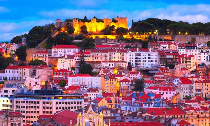 Λισαβόνα: Αεροπορικά εισιτήρια (συμπεριλαμβάνονται φόροι) και διαμονή για 5 ημέρες / 4 νύχτες σε κεντρικό ξενοδοχείο 3* με πρωινό σε μπουφέ. (305€/άτομο) εικόνα
