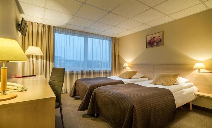Βίλνιους: Αεροπορικά εισιτήρια (συμπεριλαμβάνονται φόροι) και διαμονή για 4 ημέρες / 3 νύχτες σε κεντρικό ξενοδοχείο 3*  με πρωινό σε μπουφέ. (195€/άτομο)