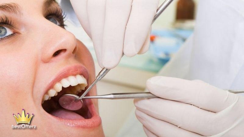 Πλήρη οδοντιατρικό έλεγχο και καθαρισμό δοντιών με υπερήχους ή λεύκανση δοντιών με εφαρμογή λάμπας ψυχρού φωτός LED σε Οδοντίατρο στους Αμπελόκηπους,πλησίον σταθμό Μετρό Αμπελόκηποι (από 15€).