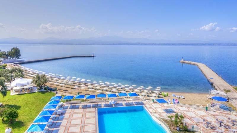 Πάσχα, διαμονή με πρόγραμμα & παροχές all inclusive 4 ημέρες / 3 νύχτες για δυο άτομα & 1 παιδί στο Palmariva Beach Bomo Club 4* στην Ερέτρια (419€).
