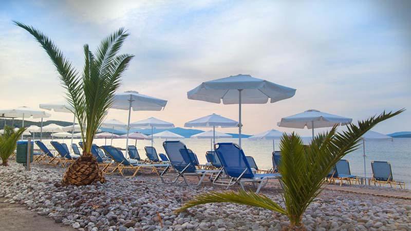 Πάσχα, διαμονή με ημιδιατροφή, 4 ημέρες / 3 νύχτες για δυο άτομα & 1 παιδί στο The Grove Seaside Hotel 4* στο Δρέπανο Ναυπλίου, Αναστάσιμο δείπνο & Πασχαλινό γεύμα (389€).