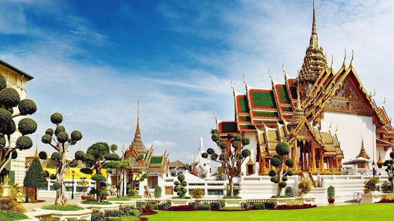 Μπανγκόκ: Αεροπορικά εισιτήρια (συμπεριλαμβάνονται φόροι) και διαμονή για 8 ημέρες / 7 νύχτες σε κεντρικό ξενοδοχείο 4* με πρωινό σε μπουφέ. (650€/άτομο)