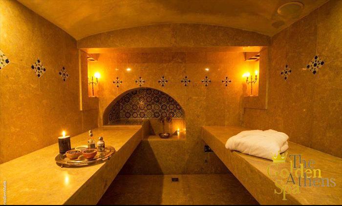 Μασάζ για 2 που περιλαμβάνει 90 λεπτά VIP Luxury Therapy με μάσκα ginger, full body μασάζ, peeling, μάσκα, αρωματοβροχή και χαμάμ, & δώρο μια συνεδρία διαιτολόγου στο The Golden Athens Spa 600 τ.μ. στο Σύνταγμα από (40€).