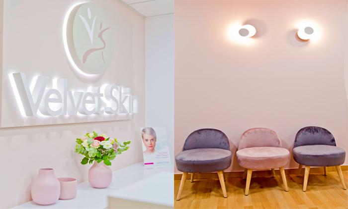 4 συνεδρίες σώματος για αδυνάτισμα & σύσφιξη  δέρματος με LPG Endermologie M6 Cellu (Γαλλικού Οίκου) στο Δερματολογικό ιατρείο Velvet Skin Laser Experts (πλησίον Μετρό Συντάγματος) (45€).