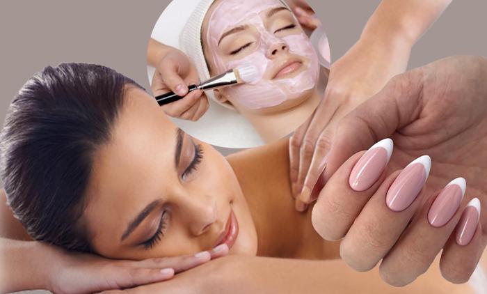 Χαλαρωτικό Full Body Μασάζ 45' + ένα Ημιμόνιμο manicure (χρώμα ή γαλλικό) & μια θεραπεία προσώπου Oxygen Therapy στο Beauty Time στον Πειραιά (από 17€).