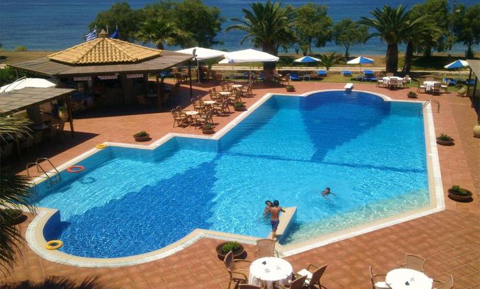 Διαμονή με Ημιδιατροφή για 4 ημέρες / 3 νύχτες για 2 Ενήλικες & 2 Παιδιά στο Oasis Hotel 3*, Καλό Νερό της Κυπαρισσίας (από 410€).