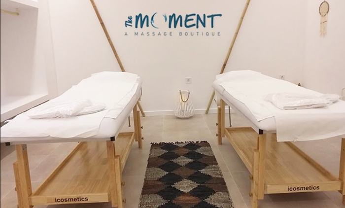 Full Body Relax Natural Massage & Peeling Σώματος