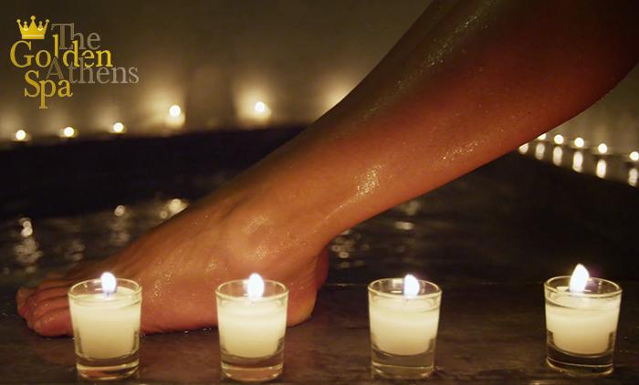 Μοναδικό πακέτο VIP Golden Luxury Plus (ΙΣΧΥΕΙ ΓΙΑ 48 ΩΡΕΣ) που περιλαμβάνει full body massage, βαθύ καθαρισμό προσώπου με διαμάντια ή υπέρηχο, anti-ageing therapy από το The Golden Athens Spa 600 τ.μ. στο Σύνταγμα (39€).
